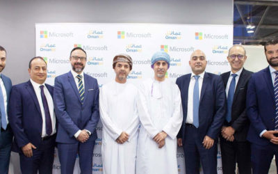 Omantel teams up with Microsoft and BPS to deliver ICT Innovations across the Sultanate