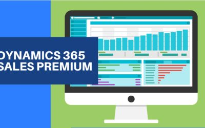 Dynamics 365 Sales Premium