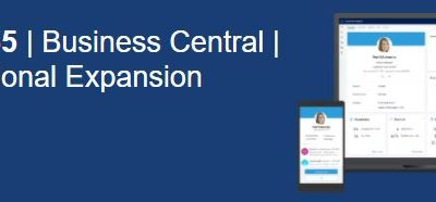 Dynamics 365 | Business Central | Country/ Regional Expansion