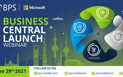 BPS | Business Central Launch – Webinar